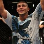 【UFC104】スティーブンソン、フィッシャー相手に貫禄V