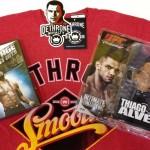 【プレゼント】人気のTシャツ、DVD、フィギュアを各1名さまに