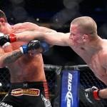 "UFC初のスタジアムショーで2大""絶対王者""が防衛に成功"