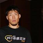 【LFC11】計量直後の安藤晃司。「体はホットに頭はクールに」