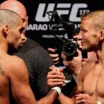 【UFC173】計量終了、バラォン「100%防衛の準備できている」