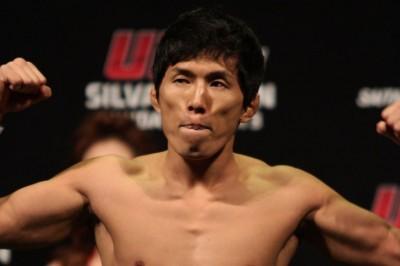 【UFC173】ディラショー戦決定、水垣偉弥「久々にワクワク」