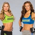 【UFC168】ミーシャのMMA力を寄せ付けない、ロンダの身体能力