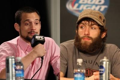 【UFC173】クラウス、キエーサ、トリナルドの談話