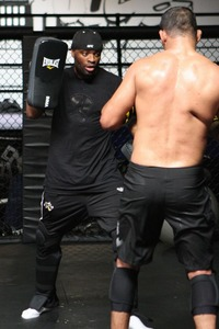 【UFC117】アンデウソン・シウバ、ソネンの口撃を語る