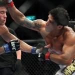 【UFC142】スタウト流血、タバレスが判定をモノに