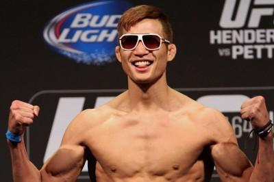【UFN34】UFCシンガポール大会、OFCマニラ大会ドタバタ……