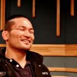 【UFC173】菊野克紀 「触れれば、相手は倒れます」