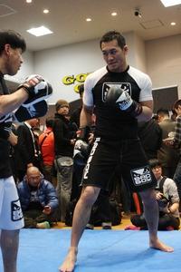 【UFC144】岡見勇信、「これが世界だッという試合を」