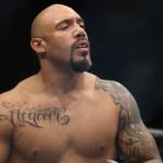 【UFC FOX05】痛い――レイバー・ジョンソン、鼠蹊部負傷で欠場に