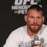 【UFC164】ジョシュ・バーネット「完璧な形で綺麗に勝ちたい」