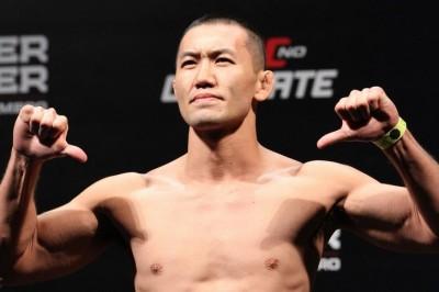 岡見勇信、UFCからリリース。『なぜ?』と『今後』――