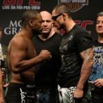 【UFC108】ラシャド、チアゴともにリミット丁度で計量終える