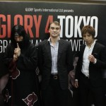 【Glory04】Pre ROAD to GLORYに4人の日本王者が参戦