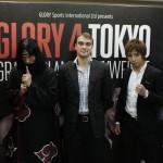 【Glory04】Pre ROAD to GLORYに4人の日本王者が参戦