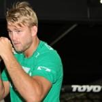 【UFC165】グスタフソン「僕のように動けるLHの選手はいない」