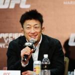 【UFN34】川尻達也「UFCには悪魔が棲んでいる……」
