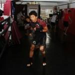【UFC FS1 02】水垣偉弥インタビュー、ペレス戦に向けて(前編)