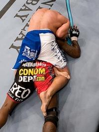 【UFC79】クレメンティ完勝、ギラードは屈辱