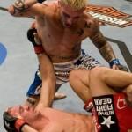 【UFC101】ニアーの仕掛け空しく、ペルグリーノが勝利