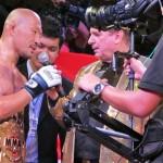 【MMA WS】現役復帰、ウラケンがミャンマーで王座奪取