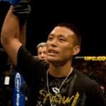 UFCデビュー戦劇勝!吉田善行、試合後インタビュー