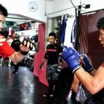 【UFC FS1 02】グランドスラムで出稽古、日沖発「気付き」(前編)