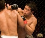 【UFC84】吉田&中村カズ、日本人の挑戦