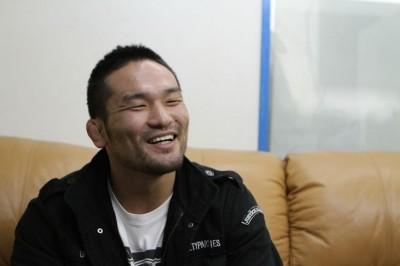 【UFN34】菊野克紀 (02)「レスリングや寝技の練習はしない」