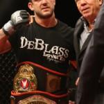 【UFC Fuel02】ROC二冠王デブラス、スクランブル発進