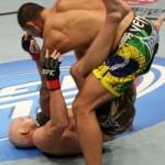 【UFC102】チアゴ・シウバが復活、ジャーディンに完勝