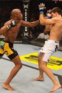 【UFC112】アンデウソンに不満爆発、ブーイング鳴りやまず