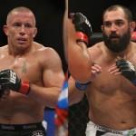 【UFC167】UFC20周年、GSPが最強ヘンドリックスを迎えうつ
