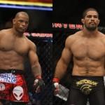 【UFC FOX06】トキーニョの関節に対し、ロンバードはどう出るか