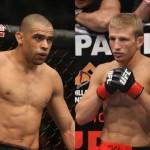 【UFC173】伸びるディラショーの拳に対し、バラォンの反応は??