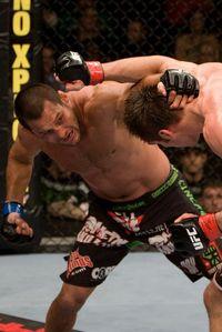 【UFC93】ダン・ヘン再浮上へ、フランクリンに判定勝ち