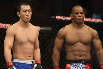 【UFC JAPAN2013】岡見勇信、ヘクター・ロンバードとの大一番