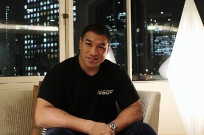 【UFC JAPAN】レイ・セフォーに訊く、タヴァレスと格闘の本質