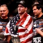 ロンダ秒殺&ワイドマン激戦制し、防衛 UFC175結果