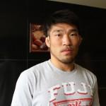 【OFC18】安藤晃司 「五味選手との練習が凄く良い経験に」