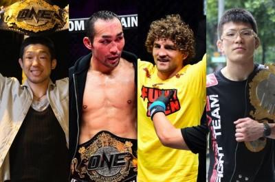 【OFC19】ドバイ大会で4階級の世界戦、鈴木×アスクレン決定!!