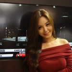 【MONDAY RING GIRL】UFC Macao Franklin vs Le