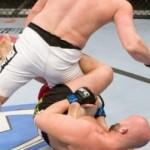 """【UFC95】""""元IFL戦士""""シエスノレビッチが63秒一本勝ち"""