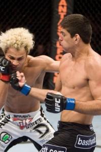 【UFC95】コスチェック、新鋭チアゴにまさかの敗戦