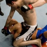 【UFC96】 マックローリー、パスガード・ショー!!