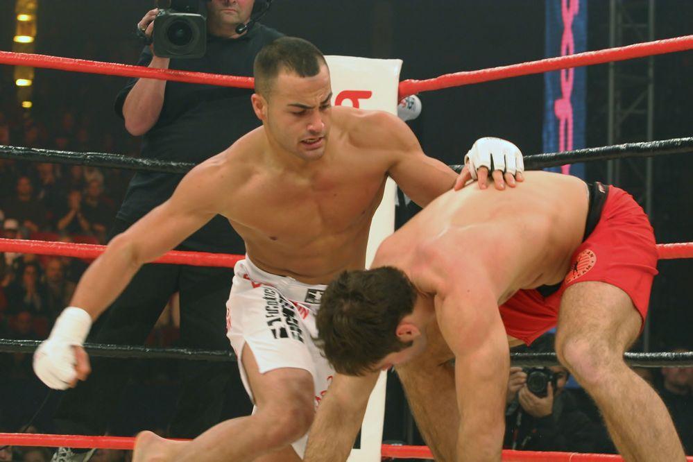 UFC178】UFC入りが決まったエデ...