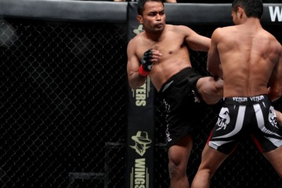 【OFC19】元ルンピニー王者デェダムロン、MMA2戦目はRNCで一本勝ち