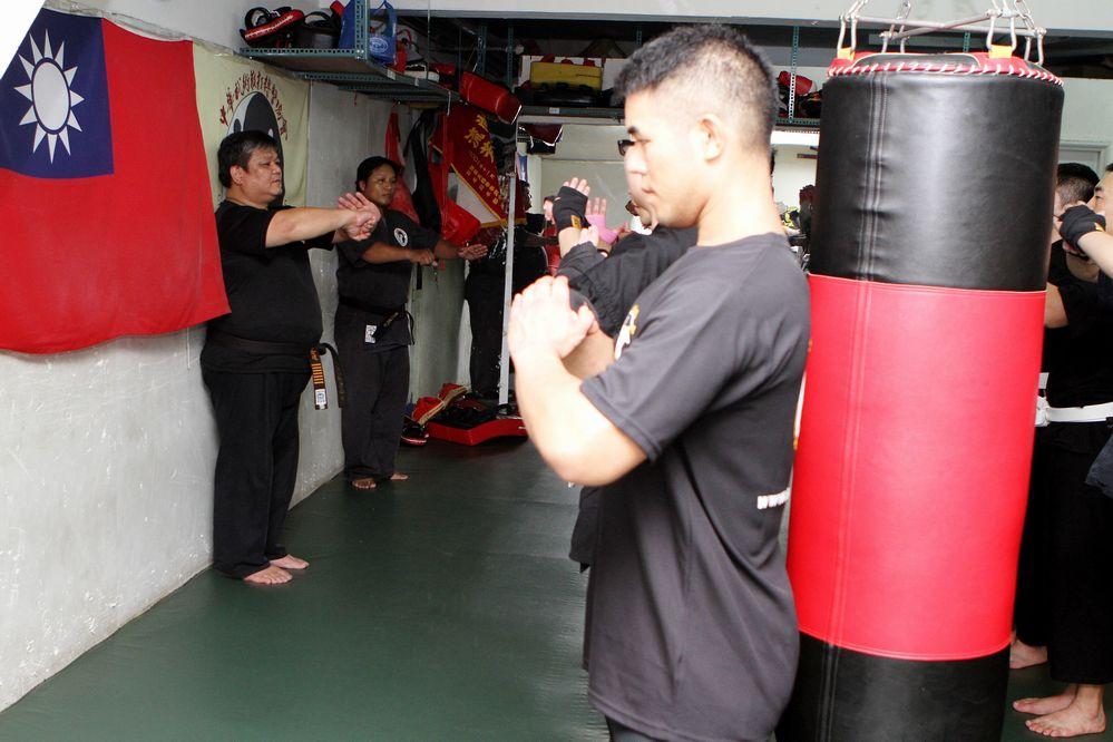 En Haug Zhang with Student
