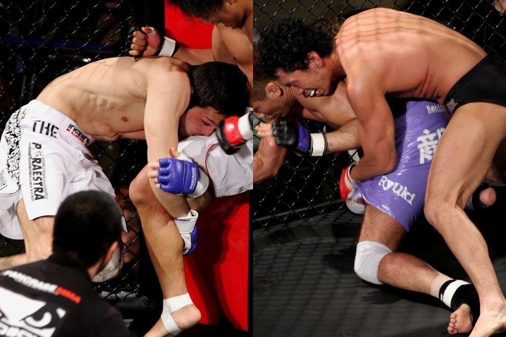 Koyama vs Ito