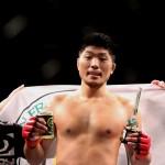 【RFC17】ライト級王座決定戦へ、クォン・アソル 「韓国でも皆が久米選手に勝って欲しいと思っている」